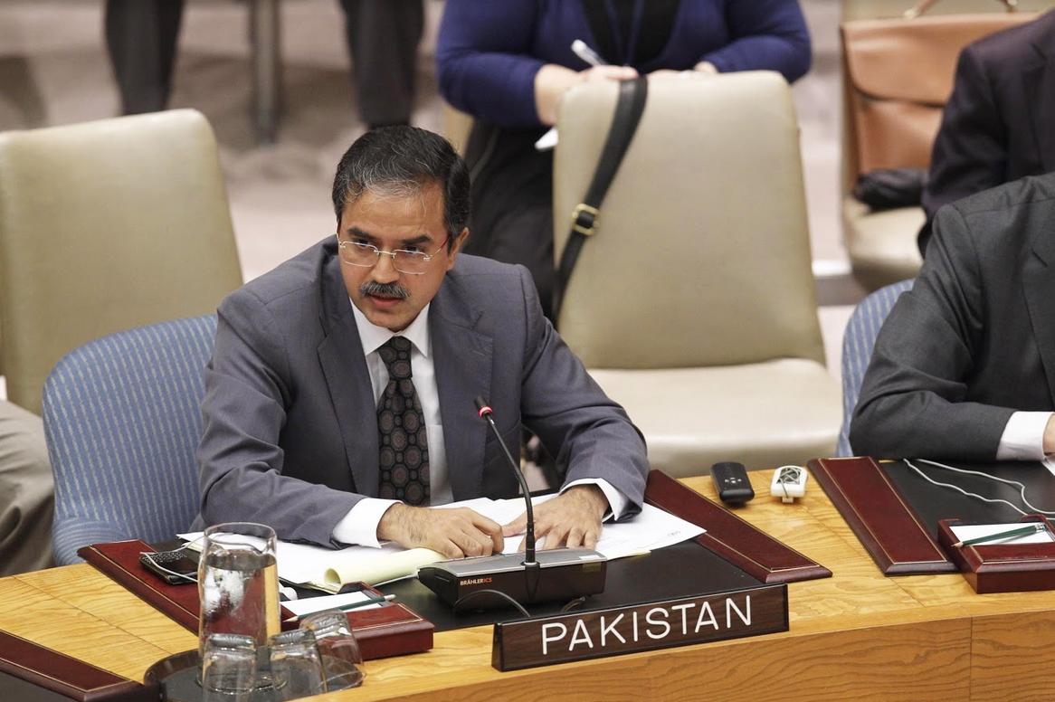 Asim Iftikhar, Ambassador of the Islamic Republic of Pakistan to Thailand