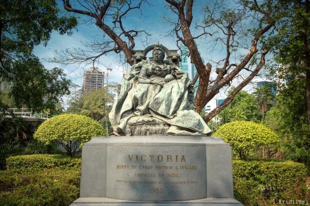Queen Victoria Memorial in Bangkok
