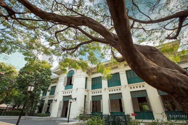 The British Embassy in Bangkok