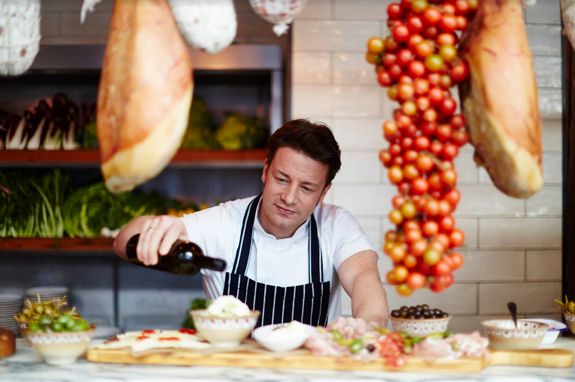 Jamie Oliver Bangkok