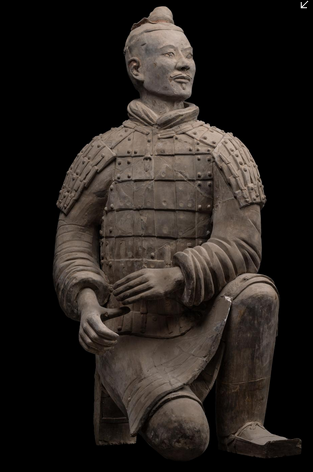 Famous Terracotta warrior coming to Bangkok