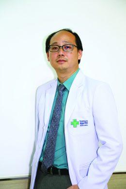 DR. Apichai Phokawattana