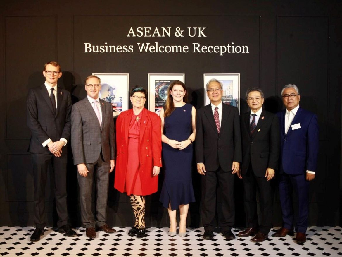 ASEAN & UK Business Welcome Reception