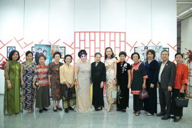 Cantonese Opera group