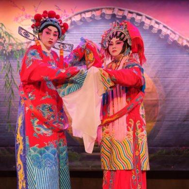 Show opera scene