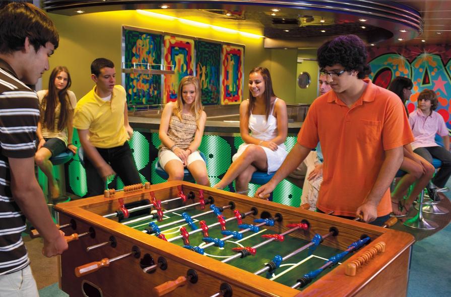 Activities for teenager