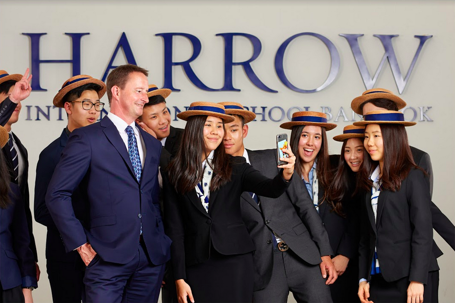 Jon Standen Head Master of Harrow International School Bangkok