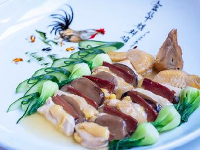 Jinhua Unicorn Chicken