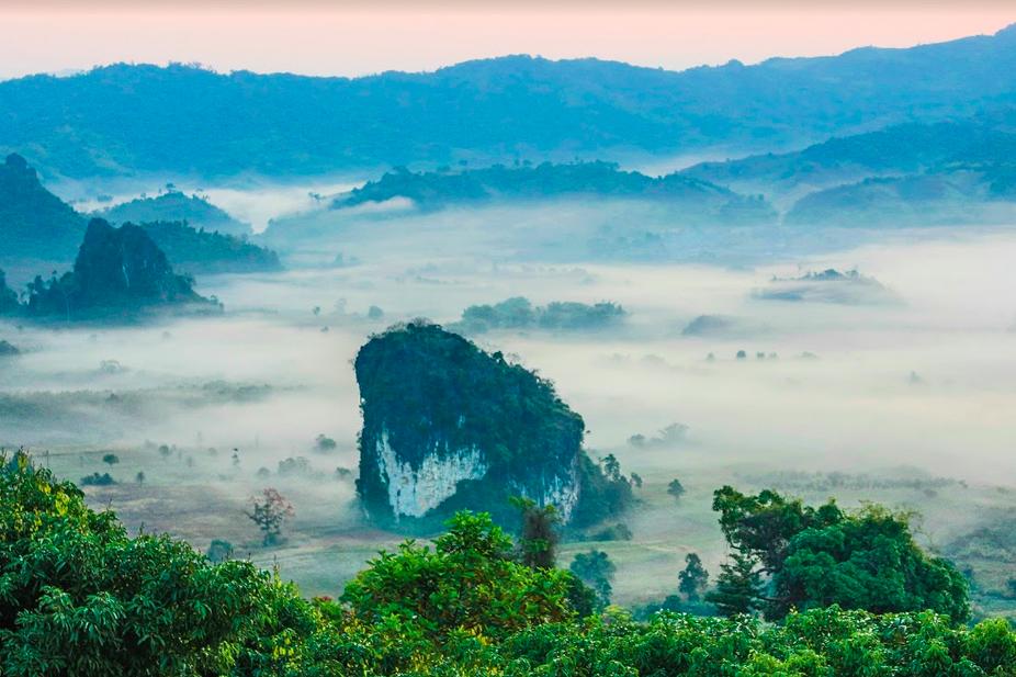 Climate Change Thailand